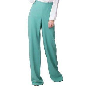 NWT Armani Collezioni  High Waist Wide Leg Pant